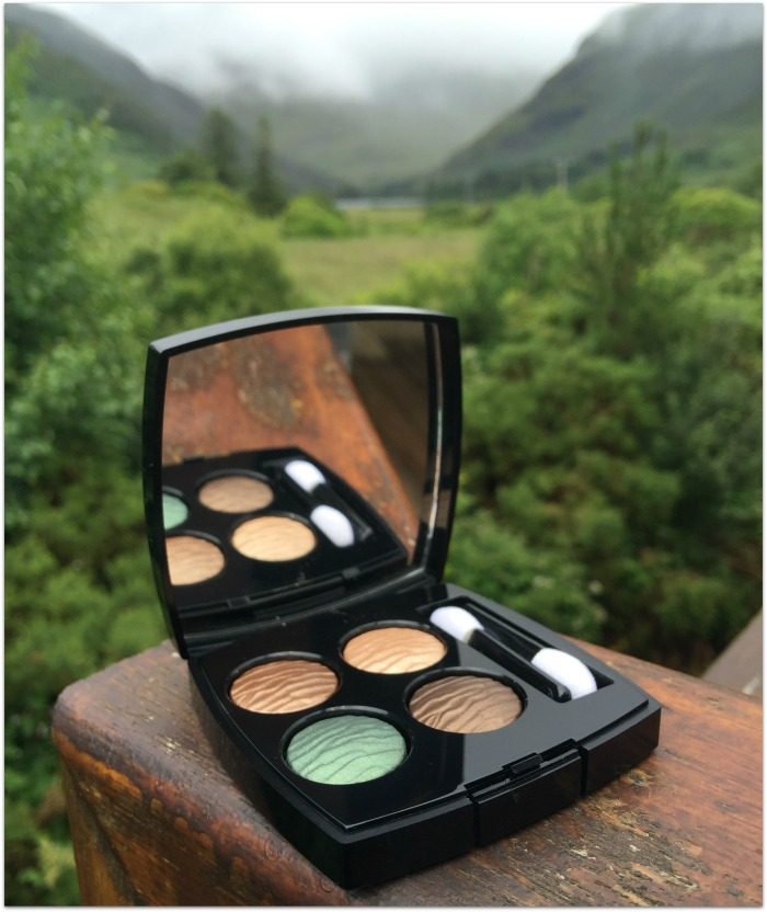 Chanel Empreinte du Desert Eyeshadow Quad Summer 2016