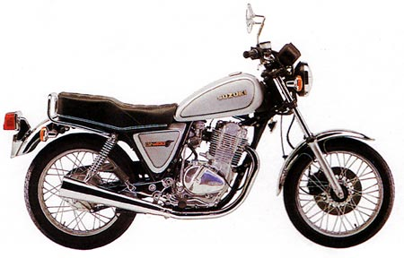 Suzuki GN400 motorcycle Complete Electrical Wiring Diagram | All about Wiring Diagrams