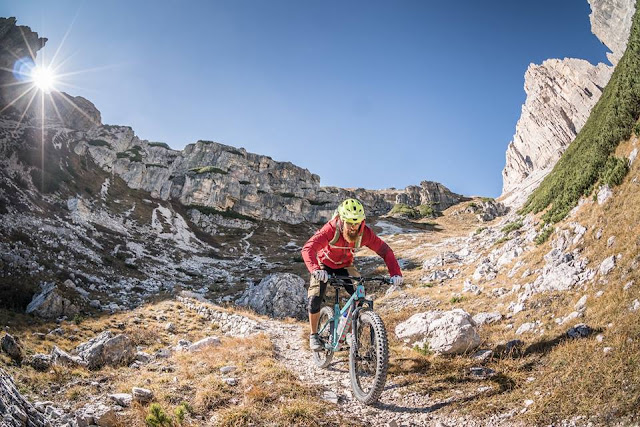 MTB 3 Zinnen Mountainbike Tour Misurina Cianpedele