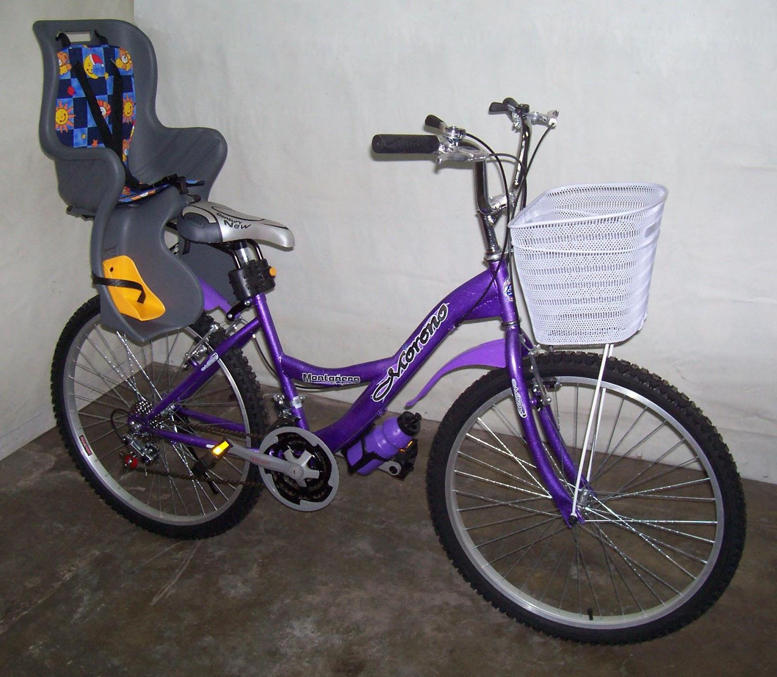 BICLASSIMPORT Tienda de Bicicletas en Lima Per Silla Porta
