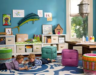 Inspirasi Ruang Bermain Anak Berdesain Unik