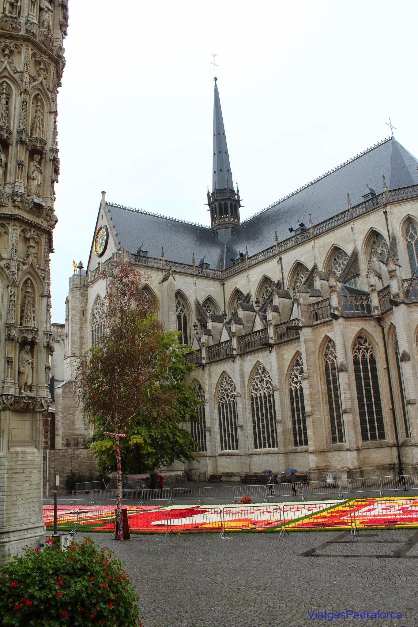 Lovaina, Leuven, Grote Markt, Flandes, Belgica