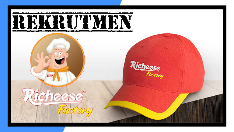 Loker Richeese Factory