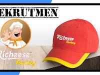 Lowongan Kerja April 2019 - Richeese Factory Buka Besar-Besaran, Cek Disini !