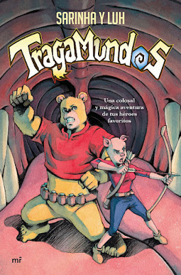 LIBRO - Tragamundos : Sarinha & Luh (Martinez Roca - 17 mayo 2016) YOUTUBER | Edición papel & digital ebook kindle Comprar en Amazon España
