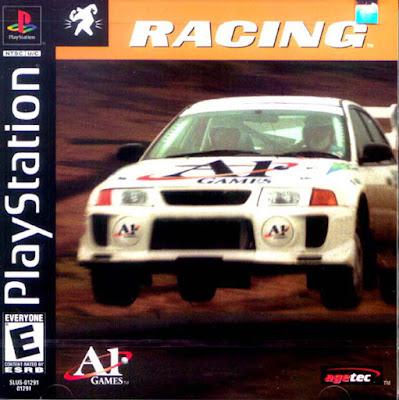 racing psx por mega
