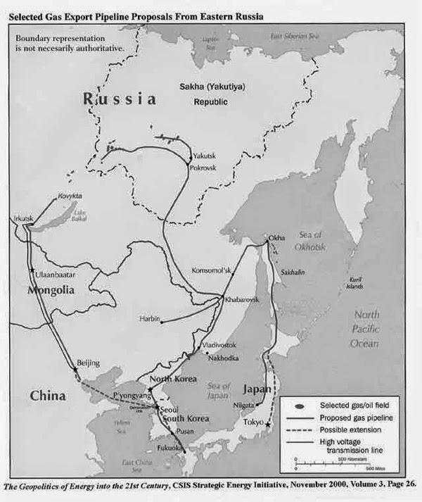 雲程的雙魚鏡: 2014 新地緣籌碼:俄國會准許免除朝鮮債務