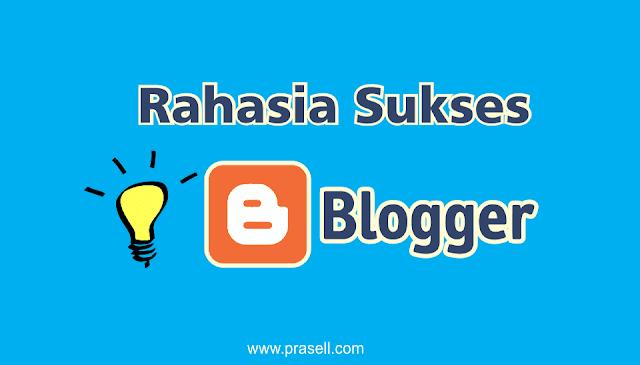 Cara Pemula Rahasia Blogger Sukses dan Penghasilan Tinggi