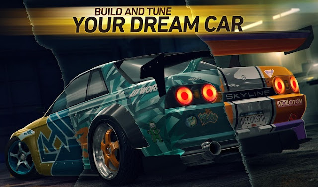 Need for Speed™ No Limits APK v1.7.3 [MOD] Android Games