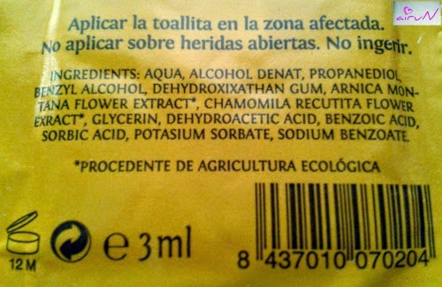 ingredientes potxonets natural golpes