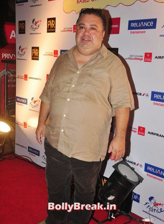 Manoj Pahwa, 'The Hundred-Foot Journey' Movie Special Screening