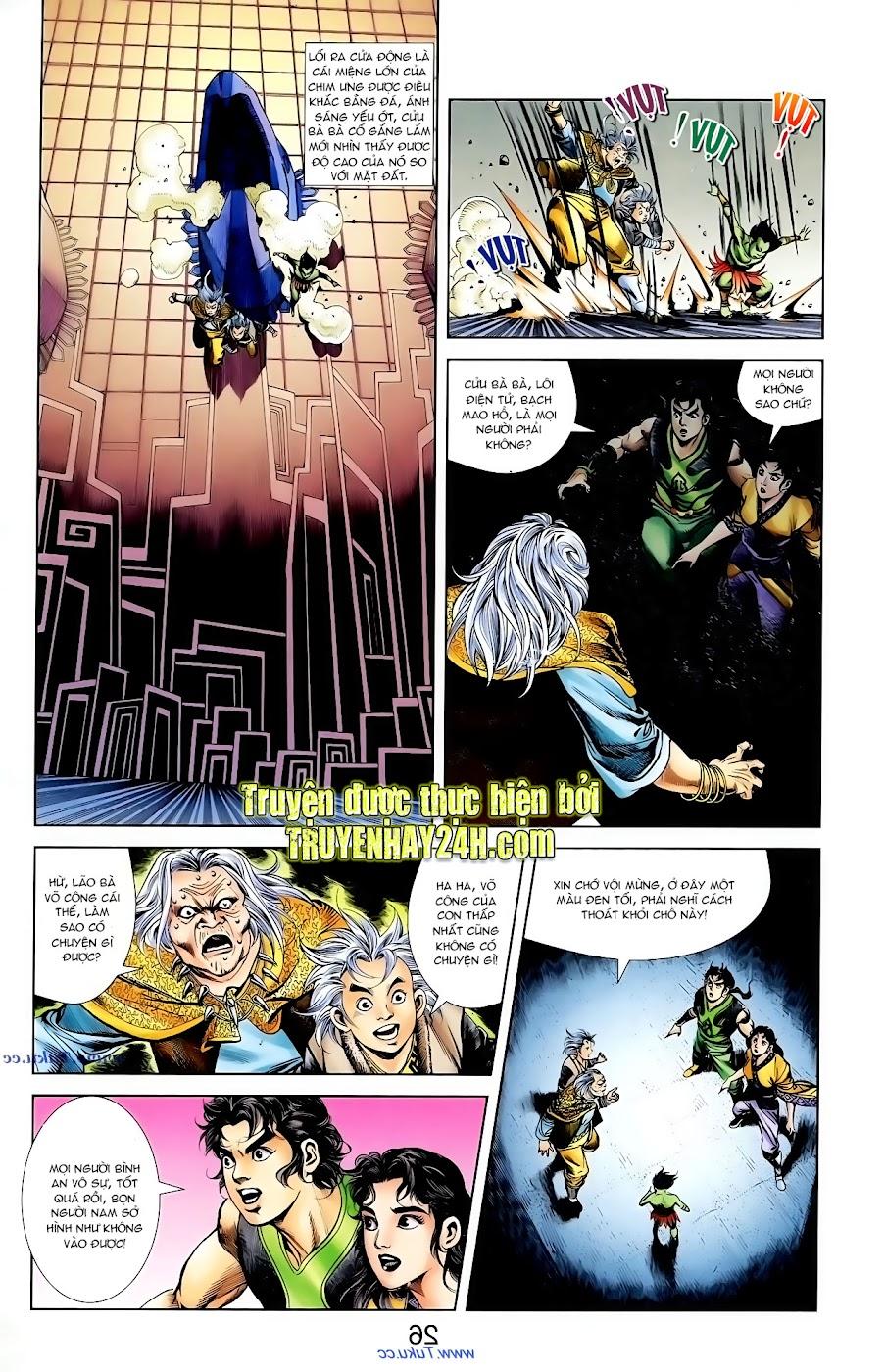 Cơ Phát Khai Chu Bản chapter 96 trang 10