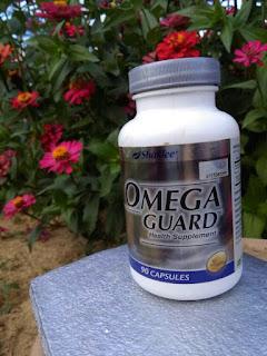 Omega guard, mental disorder, kolesterol, otak, cerdik, anak cerdik