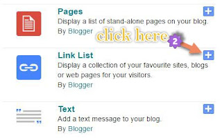 Stylish Label Blog Me Kaise Add Kare   click on link list
