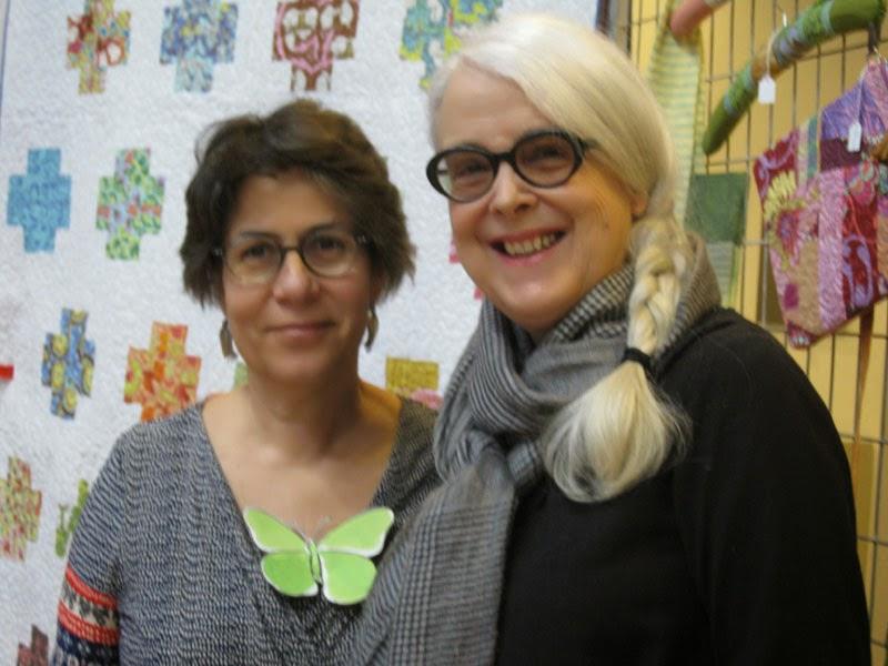 Eleni and me