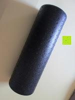 Erfahrungsbericht: Faszien Rolle, Foamroller »Andhera«, Massagerolle zur effektiven Selbstmassage, schwarz in 4 Längen von 30 bis 90 cm erhältlich.