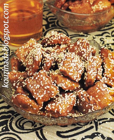 La Cuisine Algérienne Graines De Cafe: La Cuisine Algérienne: Croutes De The