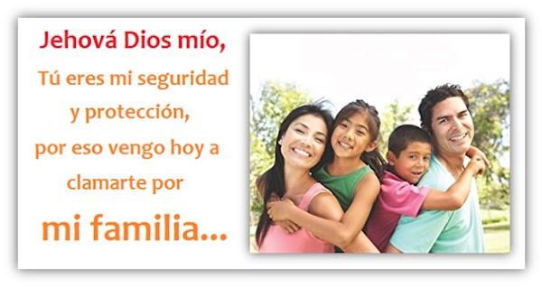 Oración de Protección Familiar