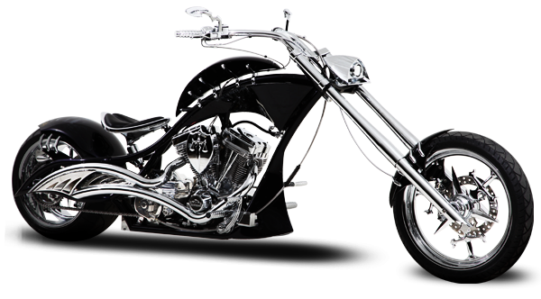 chopper motorcycle png - photo #14