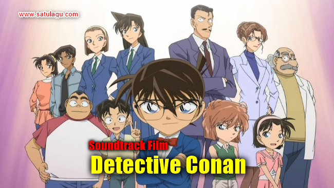 Download Lagu Original Soundtrack Detective Conan Mp3 Full Album Terlengkap Rar