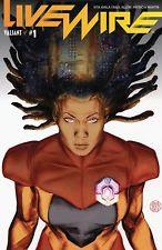 Ventas USA de cómics Valiant: diciembre 2018