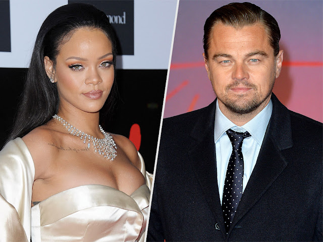 Rihanna y Leonardo DiCaprio se juntan en Coachella (FOTO)