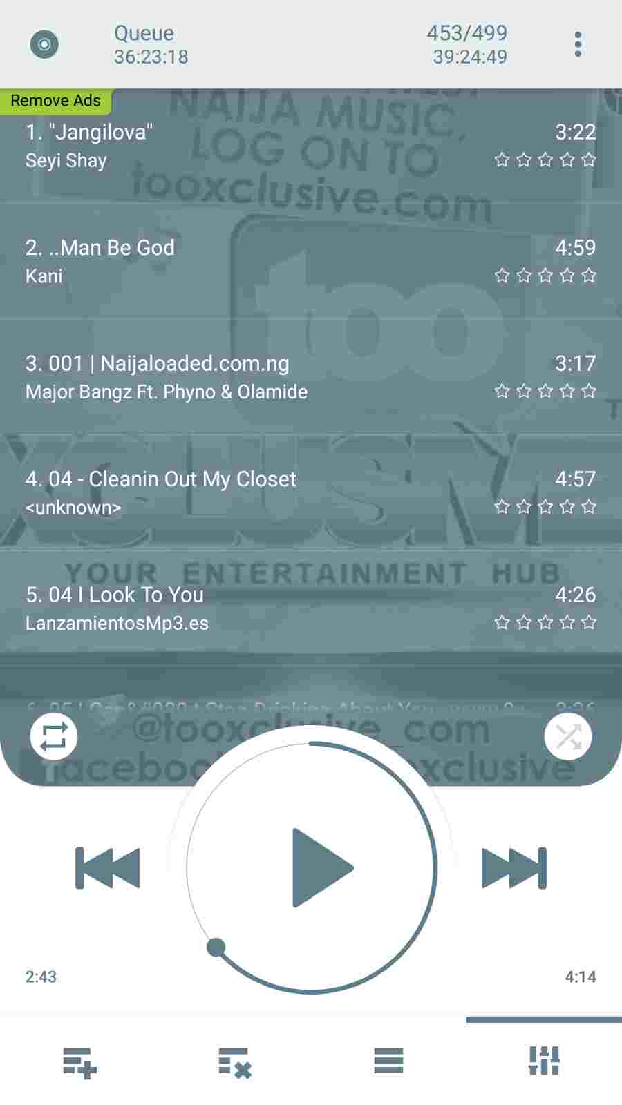 2 Best Android Music Player Apps To Improve Your Earphones