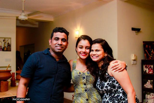 Dinakhsie Priyasad's Surprise Birthday
