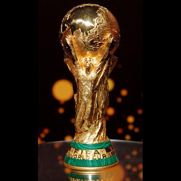 Logo Piala Dunia FIFA Sepanjang Sejarah