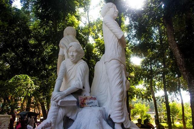 Rabindranath-sculptor