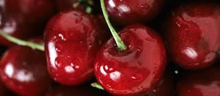 Cherries kissel