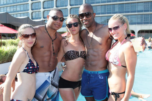 Niggas Rule Beautiful Babes And Fine Ass Niggers-4868