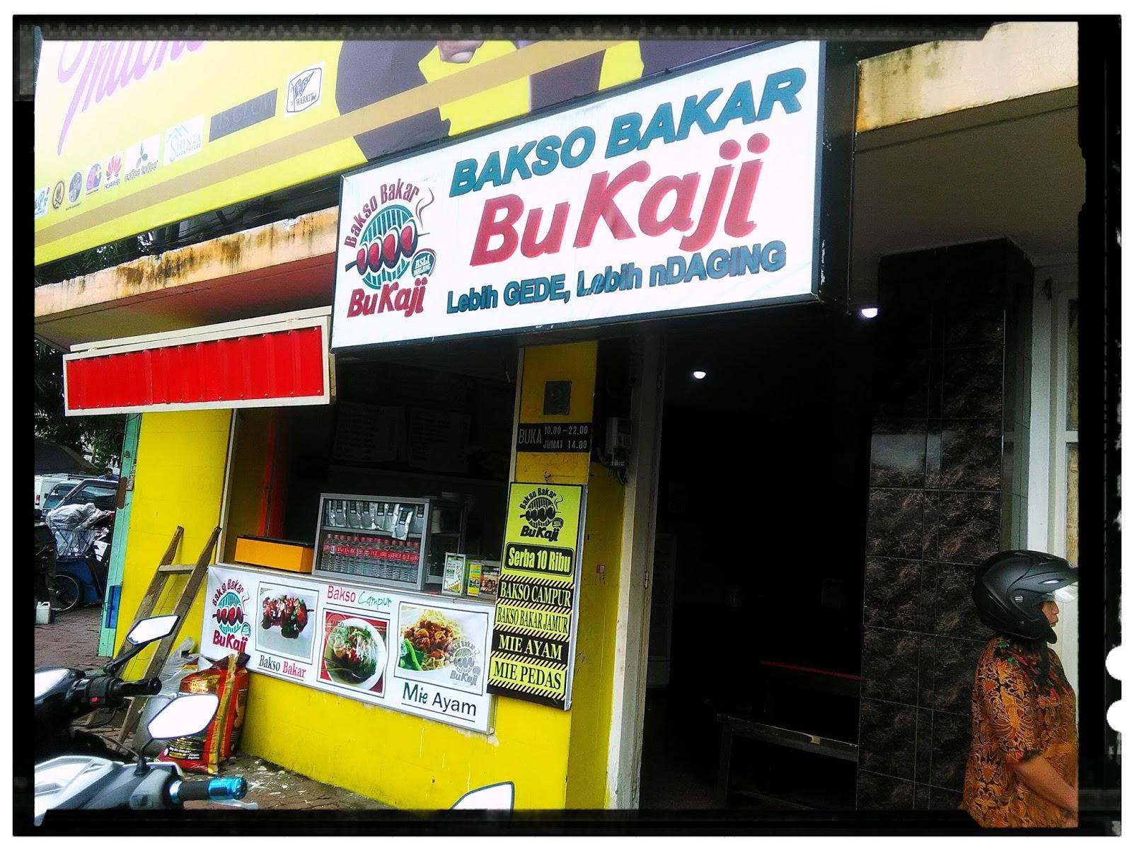 Bakso Bakar Bu Kaji Legenda Daging Sapi Kota Malang Malang Local Guides