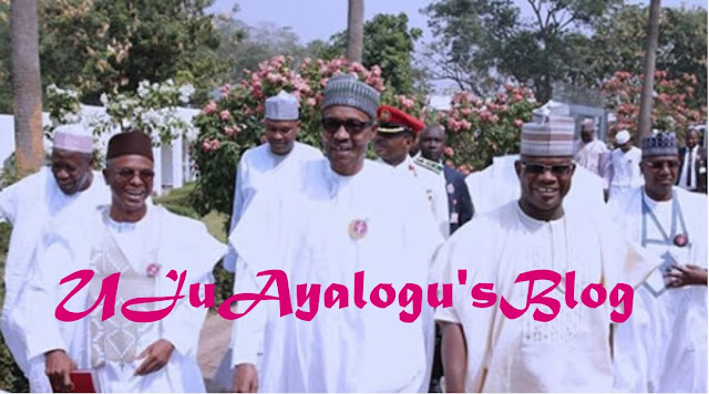 Buhari Meets El-Rufai, Six Other Northern Governors