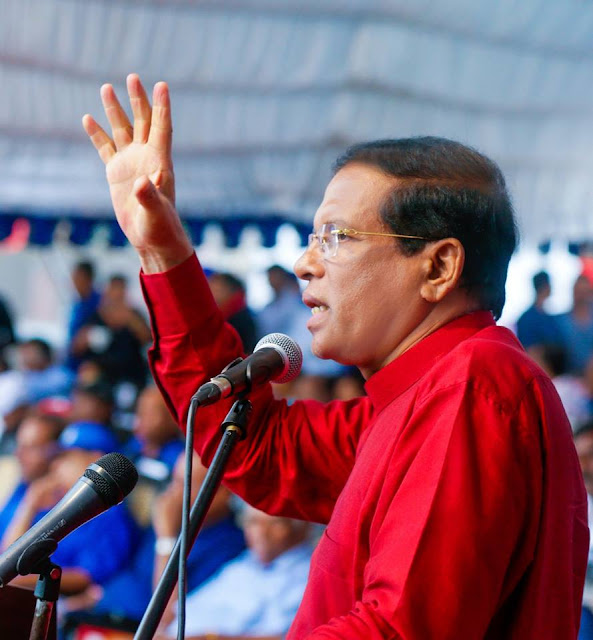 SLFP May Day rally in Galle