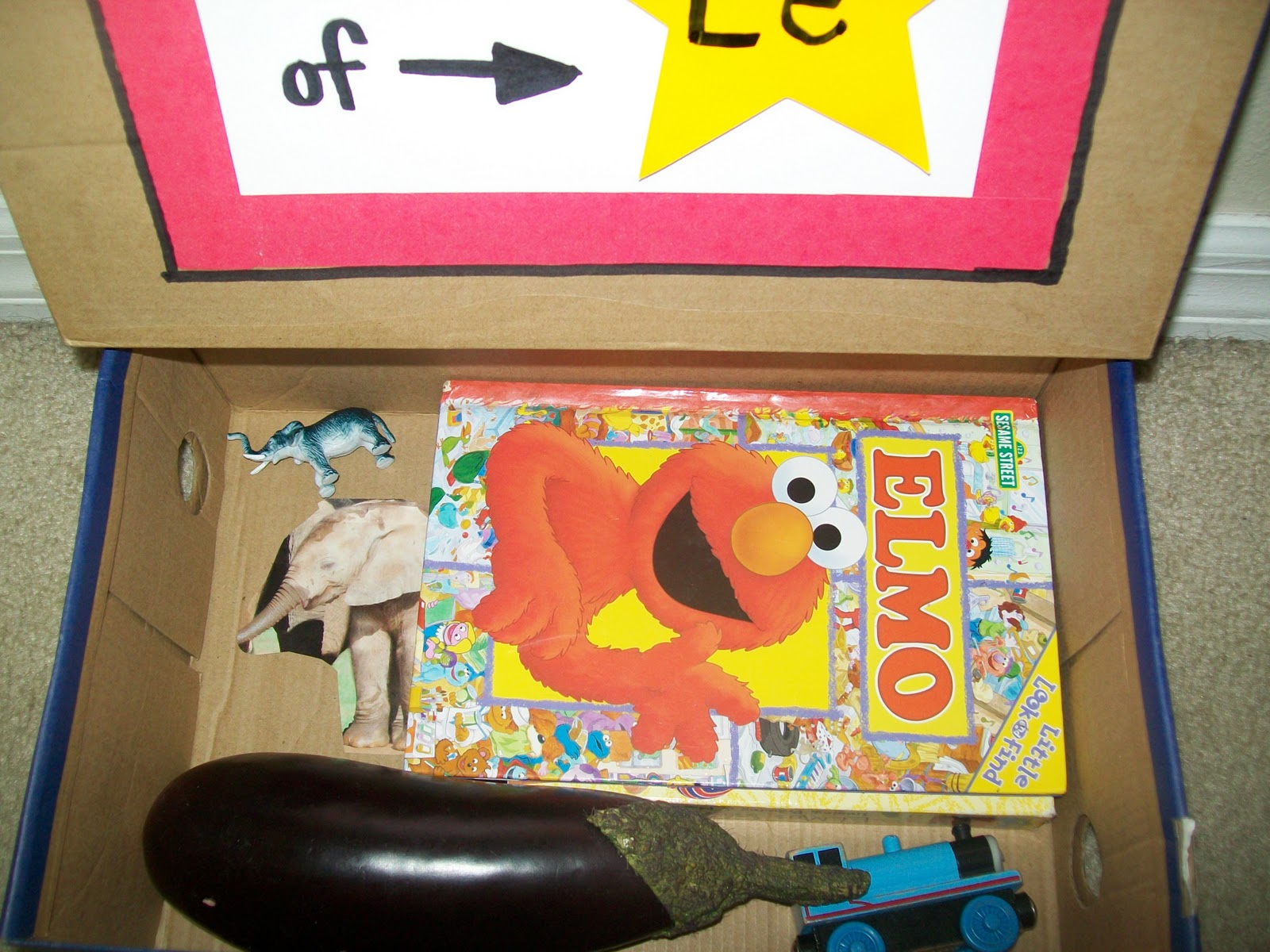 Learning With Imagination Letter E Activities
