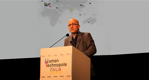 Roberto Cingolani - Direttore scientifico dell'IIT