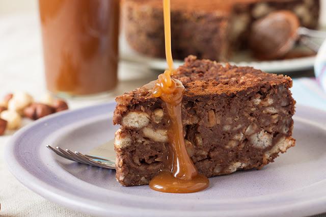 Kolač od hljeba - Bread pudding cake