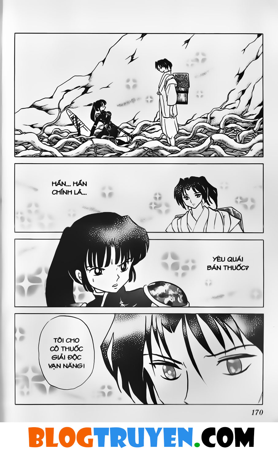 Inuyasha vol 36.9 trang 23