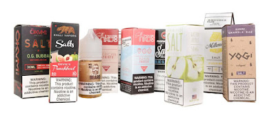 Nicotine Salt Vape Juice