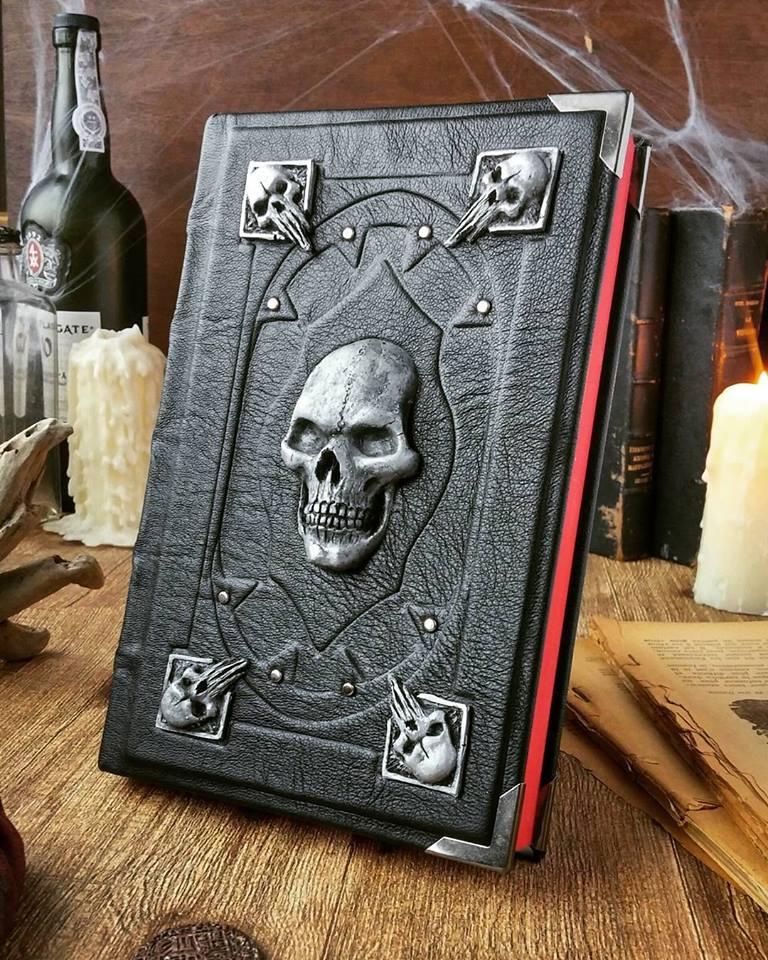 Book Cover Forros Reviews : Propnomicon necromancer s grimoire
