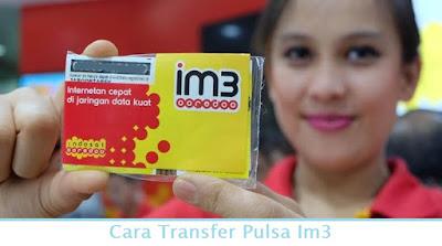 Cara Transfer Pulsa Im3 (Termudah.com)