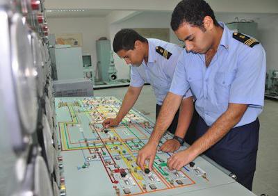 كل ما تريد معرفتة عن التقديم بالاكاديمية البحرية 2019-2018 بالتفصيل والصور