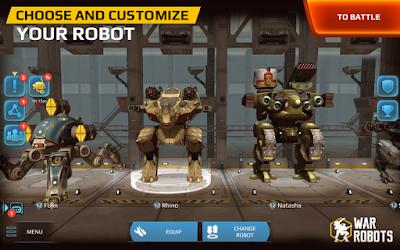 War Robots 2.2.0
