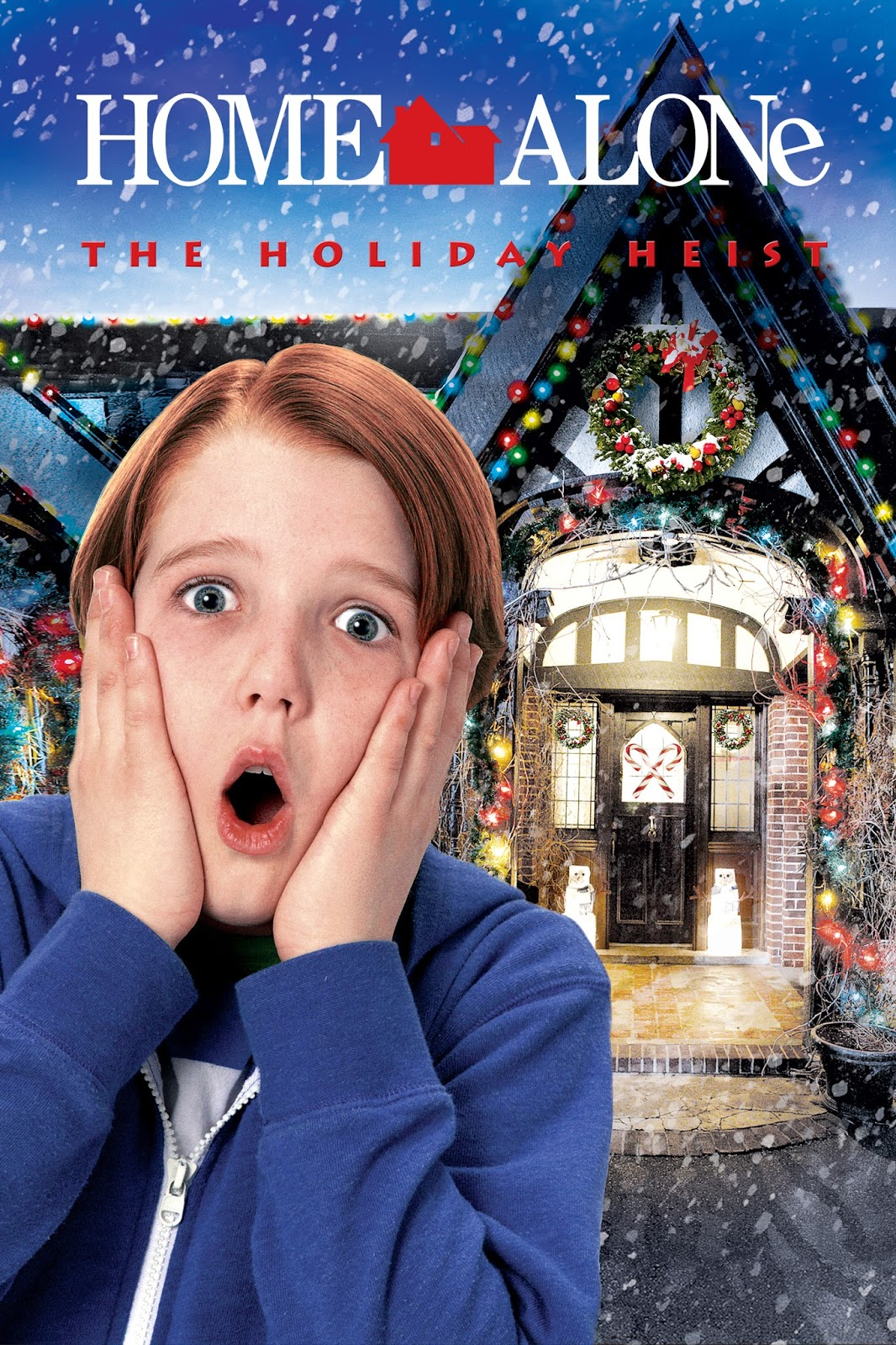 Home Alone: The Holiday Heist (2012) ταινιες online seires oipeirates greek subs