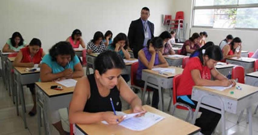 MINEDU: Se cubrió totalidad de vacantes disponibles del Concurso de Ascenso Docente 2017 - www.minedu.gob.pe