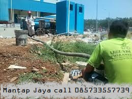Jasa Tinja dan Sedot WC Karangpilang Call 085100926151