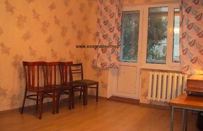 На фотографии изображение сдача аренда 2-х комнатной квартиры Киев, Автозаводская, Оболонский р-н - 2