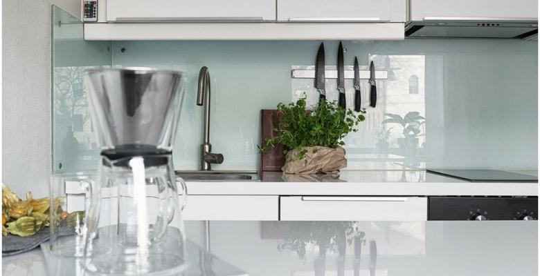 cozinha de kitnet