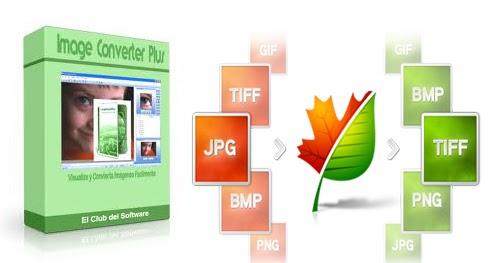 image converter plus key
